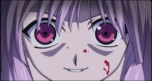 Yet Another Insane/Evil Mariko Face...