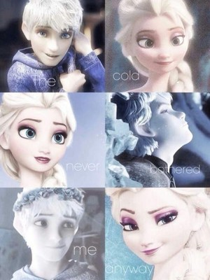 Cold- Elsa and Jack
