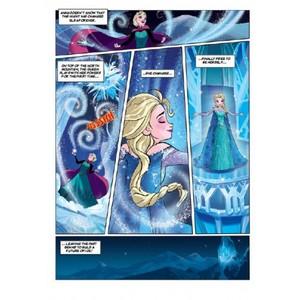 Disney Nữ hoàng băng giá Graphic Novel