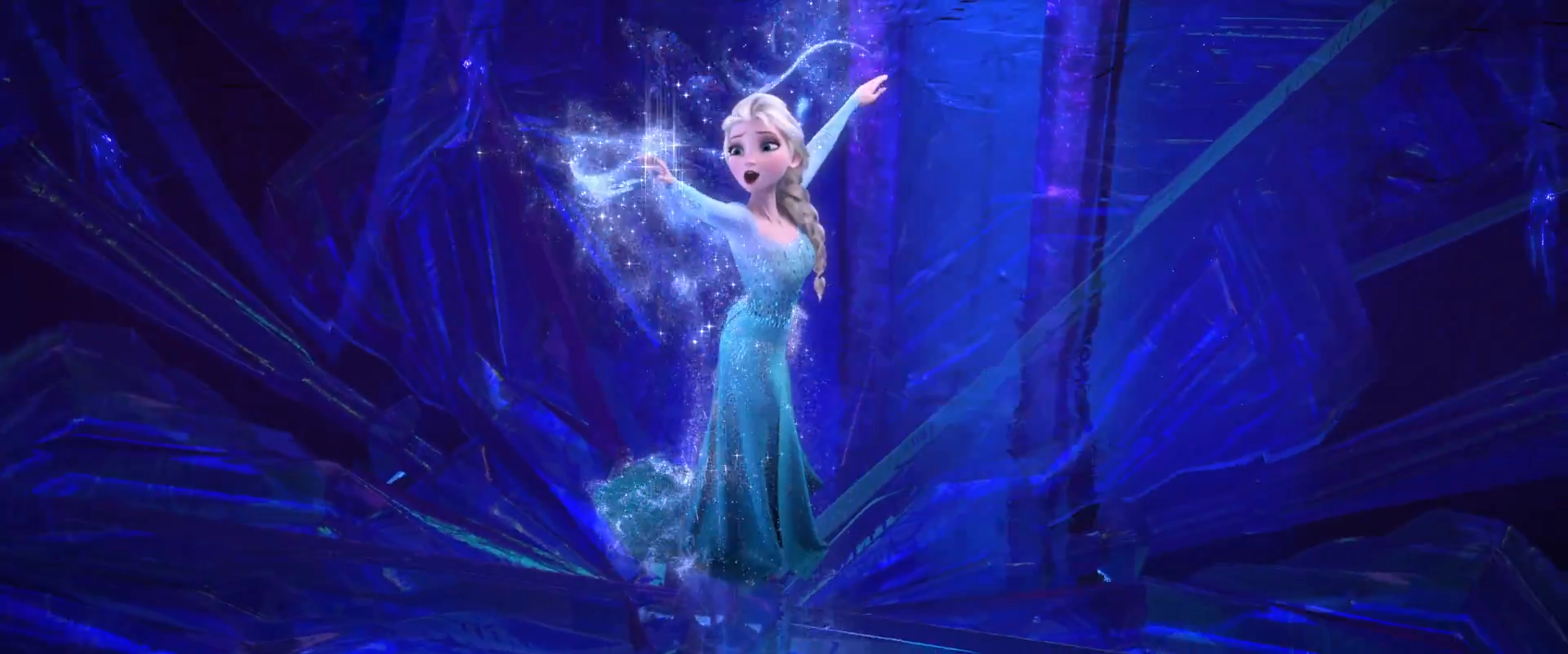 Let It Go Hd Screencaps Elsa The Snow Queen Photo