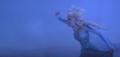 Elsa running