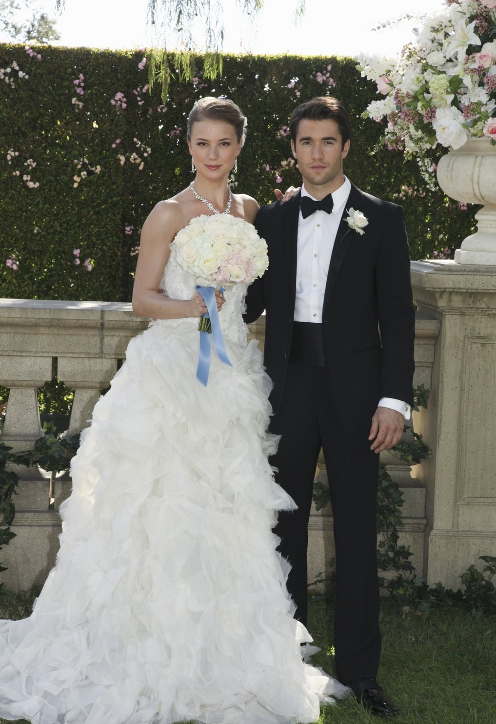 The Wedding Album! - Emily VanCamp & Josh Bowman Photo ...