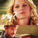 Emma Swan and Sheriff Graham Icons
