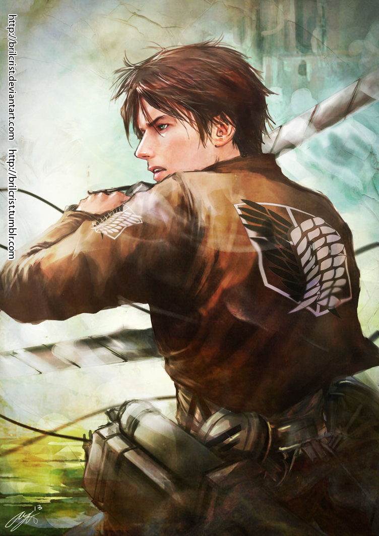 eren yeager how tall