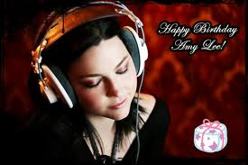 Happy Birthday Amy Lee