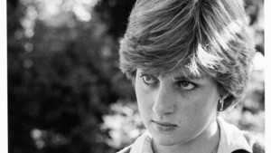 Exhibitions opens with unseen fotografias of Princess Diana