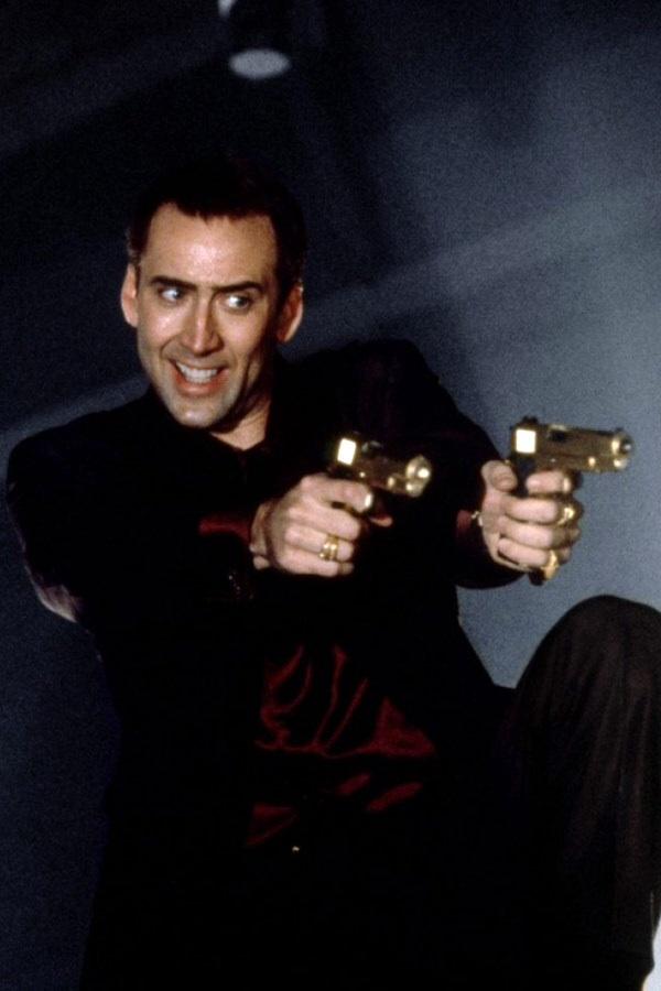 Castor Troy (Nicolas Cage)