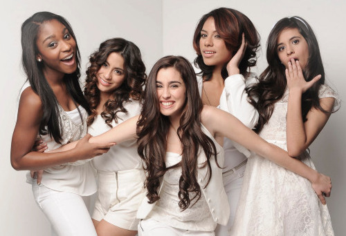 Fifth Harmony wallpaper with a bridesmaid called 5h.........................