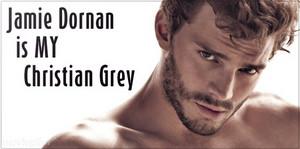 Jamie Dornan is MY Christian Grey