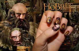 Dwalin in nails