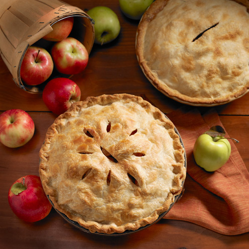mela, apple Pie