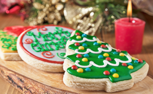 christmas biscuits, cookies