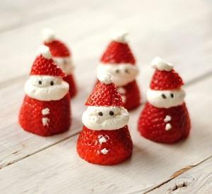 strawberi santas