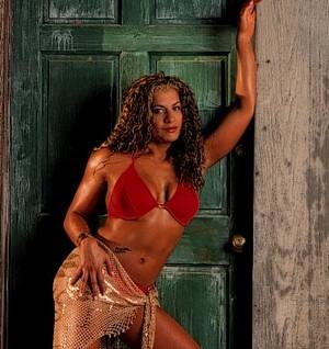 Former wwe Diva Nidia