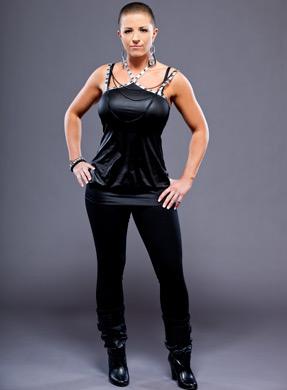 Former WWE Diva Serena