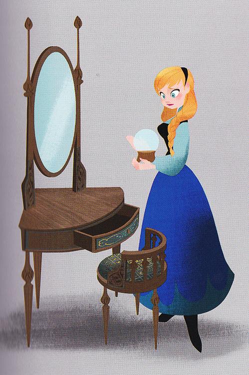 Frozen Concept Art - Frozen Photo (36214238) - Fanpop