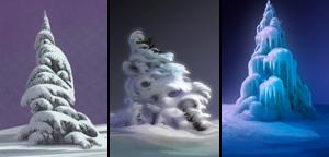 Холодное сердце Concept Art