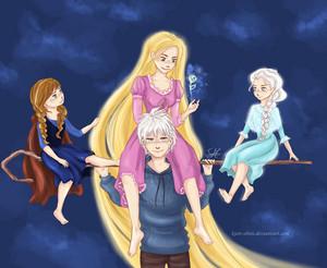 ফ্রোজেন Family