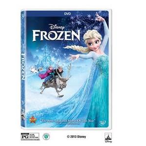 फ्रोज़न DVD