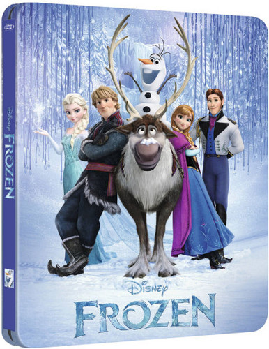Frozen Steelbook - frozen Photo