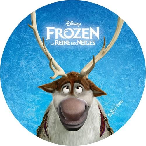 Frozen - Uma Aventura Congelante - Uma Aventura Congelante wallpaper containing a triceratops titled Sven