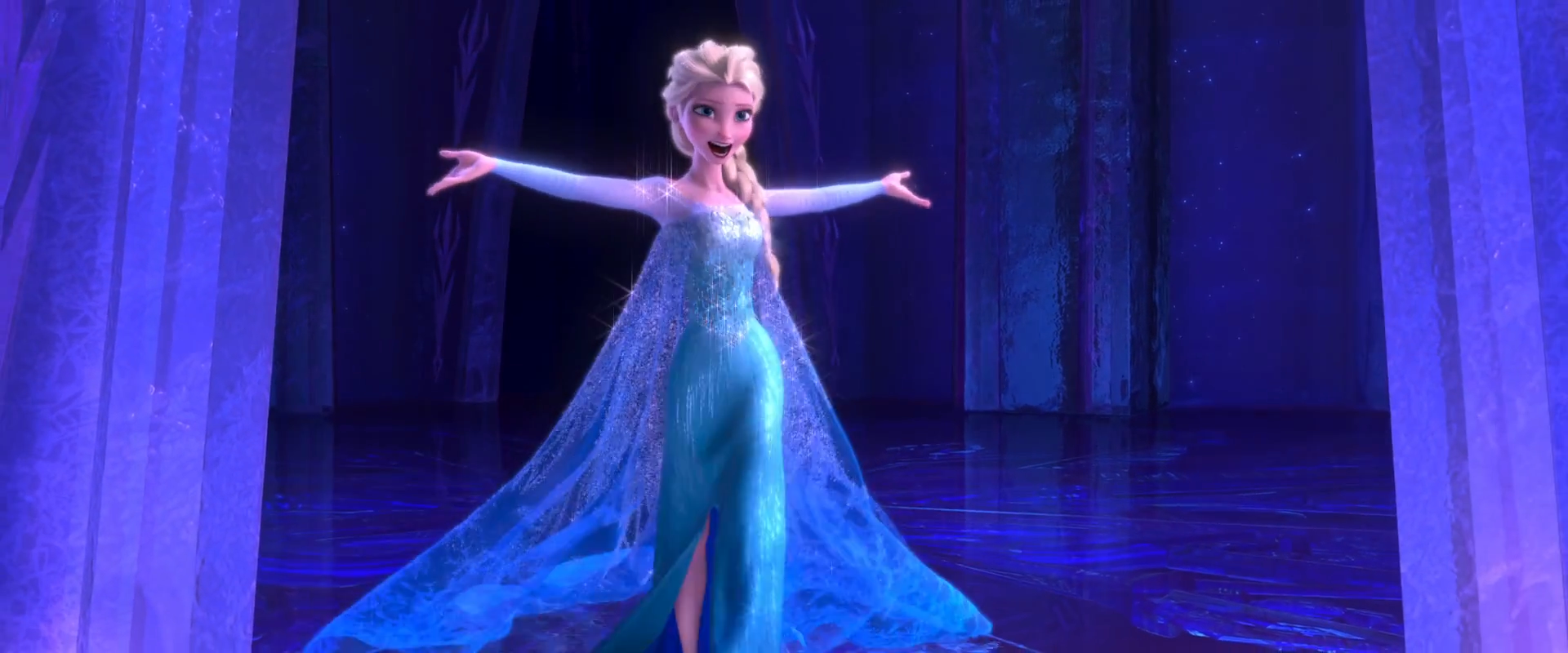 Let It Go Hd Screencaps Frozen Photo 36269779 Fanpop