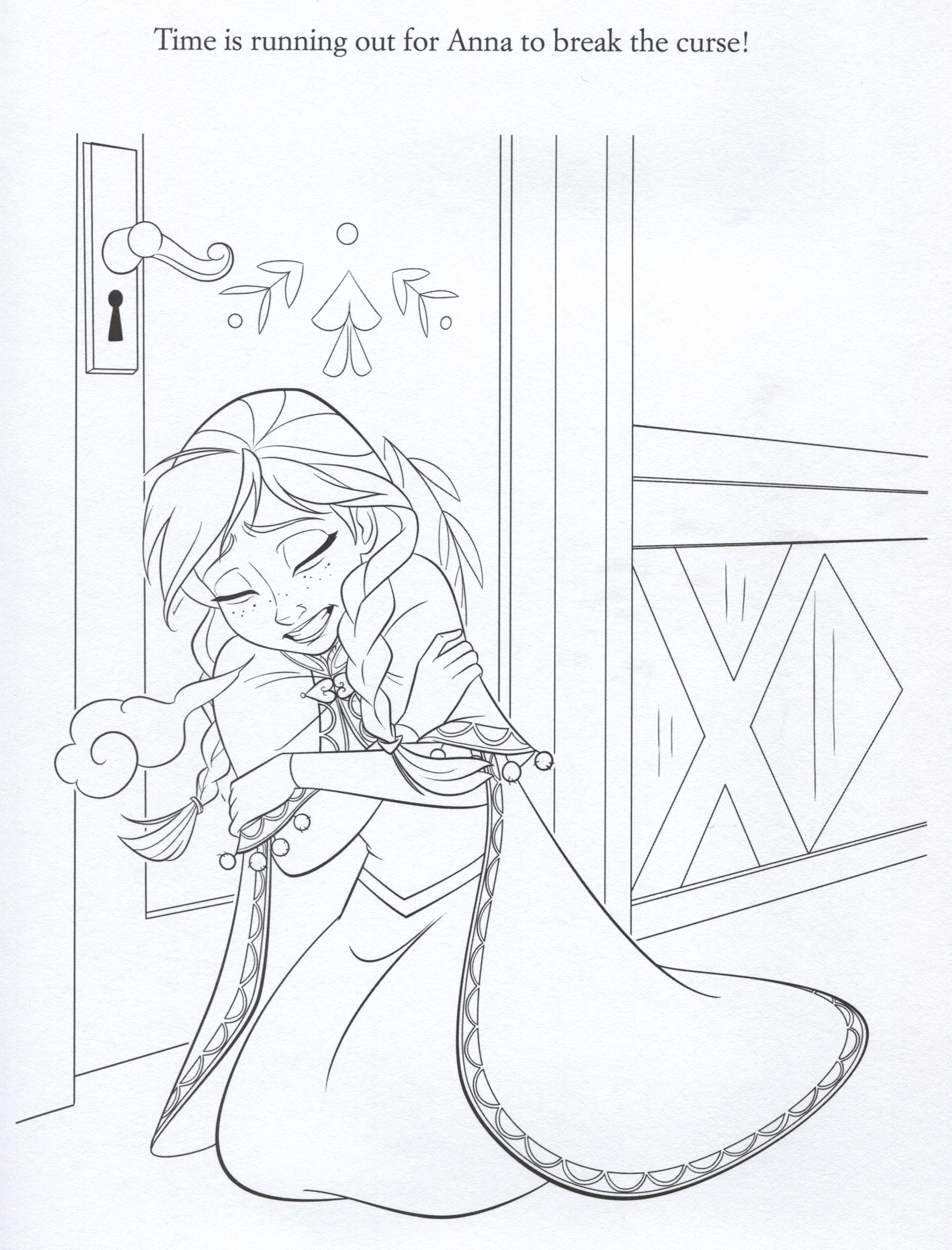 Disney Frozen Coloring Pages Hans : Official frozen illustrations coloring pages