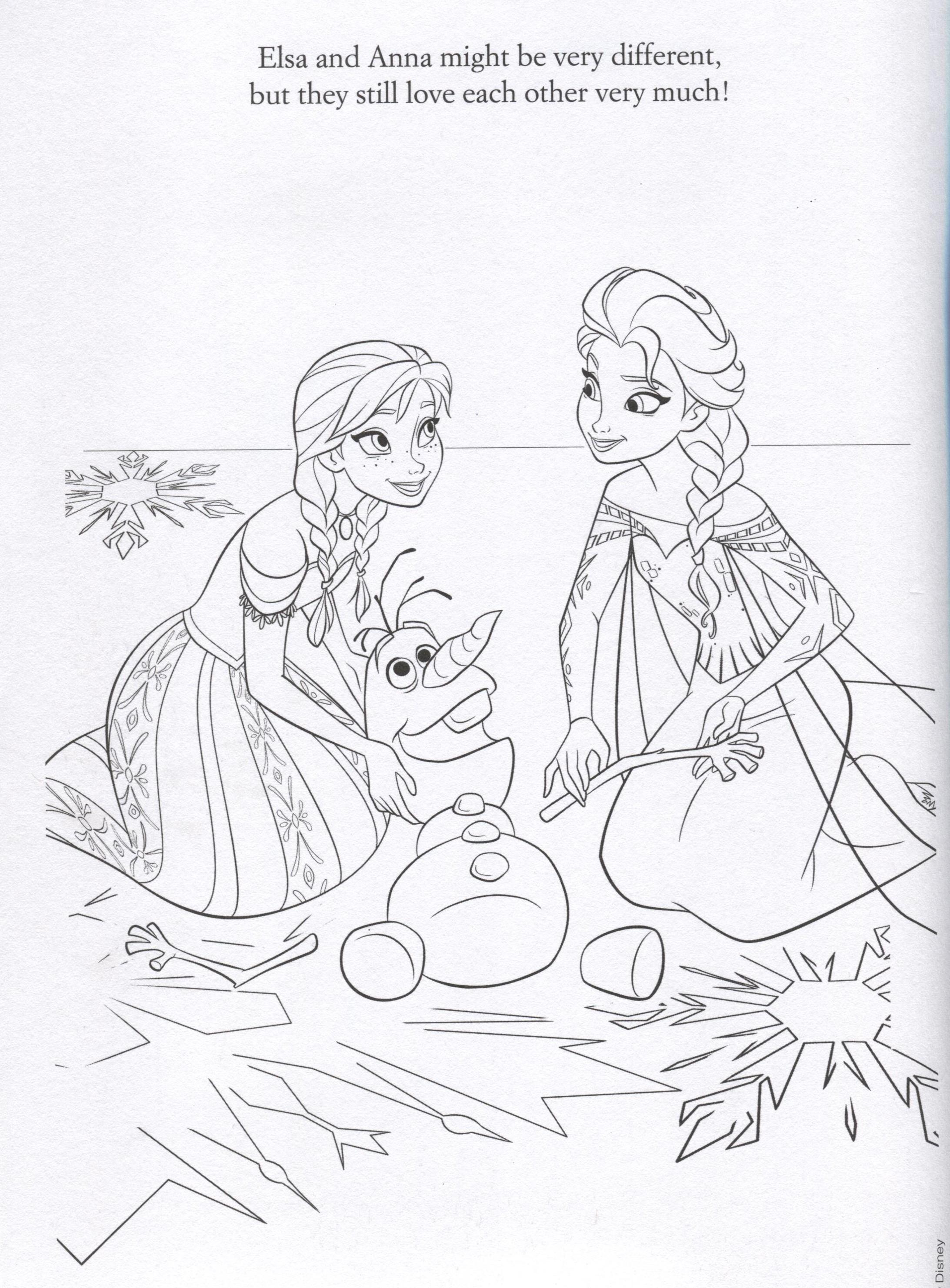 Frozen Coloring Pages Elsa Coronation : Frozen elsa coronation coloring pages