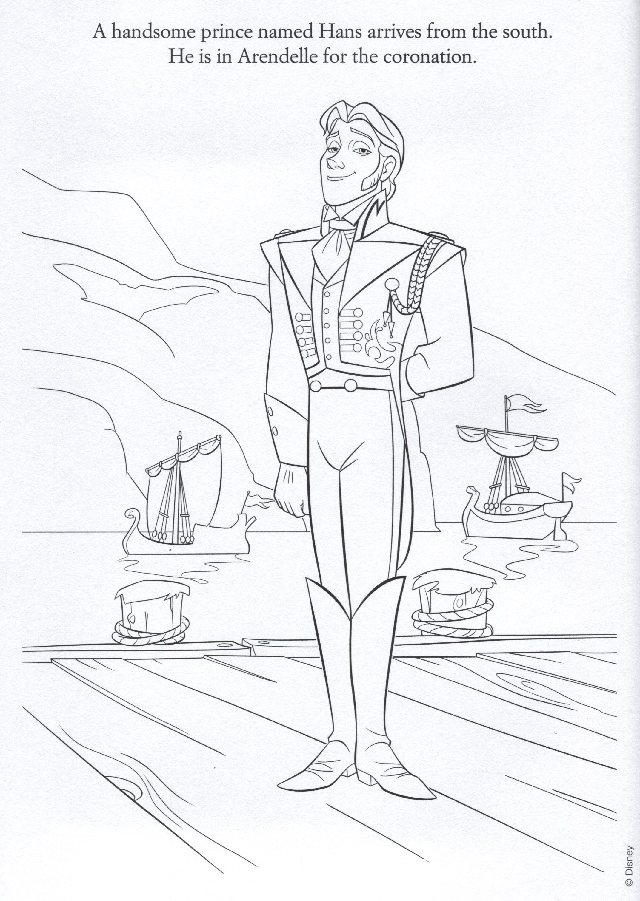 coloring pages for frozen coloring pages for kids