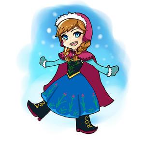 ちび Anna