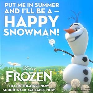 Frozen Facebook