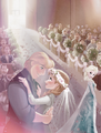 Kristoff and Anna Wedding