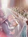 Kristoff and Anna Wedding