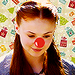 Sansa- Christmas - game-of-thrones icon