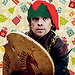 Tyrion- Christmas - game-of-thrones icon