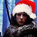 Meera- Christmas - game-of-thrones icon