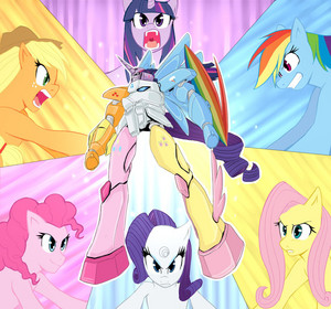 Power Rangers MLP