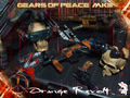 Calvin's Custom One Sixth Scale GEARS OF PEACE MKIII Weaponology  - gears-of-war photo
