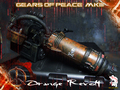 Calvin's Custom One Sixth Scale GEARS OF PEACE MKIII Weaponology