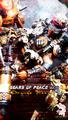 Calvin's Custom One Sixth Gears of Peace MKIII figures