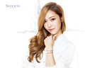 Jessica @ Casio SHEEN - girls-generation-snsd wallpaper