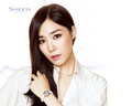 Tiffany @ Casio SHEEN - girls-generation-snsd wallpaper