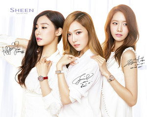 YoonSicFany @ Casio SHEEN