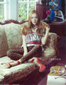 Jessica Sone Note - girls-generation-snsd photo