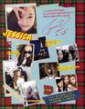 SONE NOTE Vol 2 - Jessica - girls-generation-snsd photo