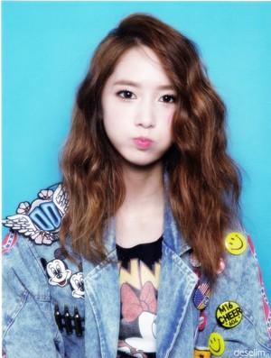SNSD I Got A Boy Yoona gambar