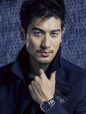 Godfrey for 'Watch This Space Magazine'