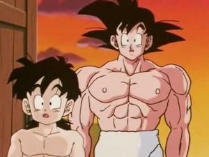 Gohan & Goku