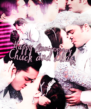 Chuck and Blair باس, گھنگھور
