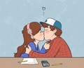 Dipper x Mabel - gravity-falls photo